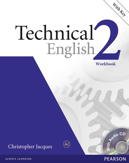 Jacques Christopher: Technical English 2 Workbook w/ Audio CD Pack (w/ key)