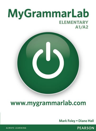 Hall Diane: MyGrammarLab Elementary w/ MyEnglishLab Pack (no key)