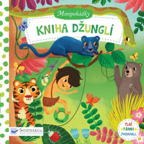 Bos Miriam: Kniha džunglí - Minipohádky