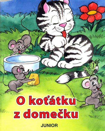 Pospíšilová Zuzana: O koťátku z domečku