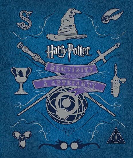 Revensonová Jody: Harry Potter - Rekvizity a artefakty