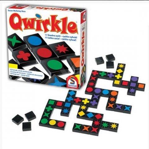 neuveden: Qwirkle - Desková hra