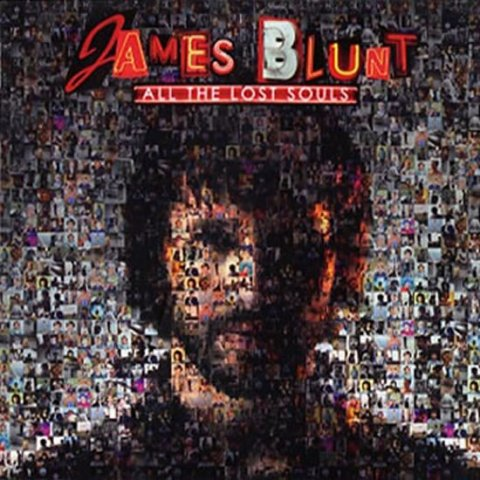 Blunt James: All The Lost Souls - De luxe Edition - CD + DVD
