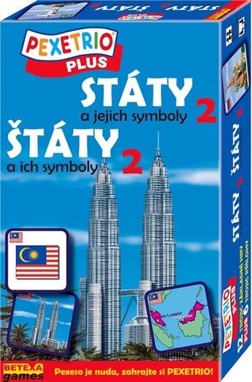 neuveden: Pexetrio - Státy a jejich symboly 2