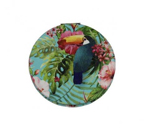 neuveden: Zrcátko kompaktní Tropical - Happy Spirit Design