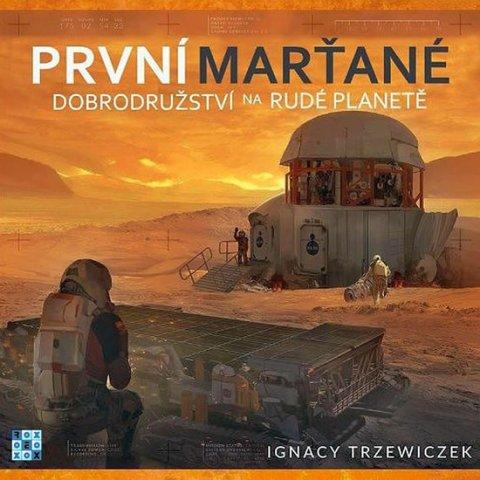 neuveden: První Marťané - Dobrodružství na Rudé planetě/Kooperativní hra