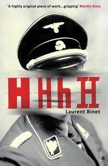 Binet Laurent: Hhhh  (anglicky)