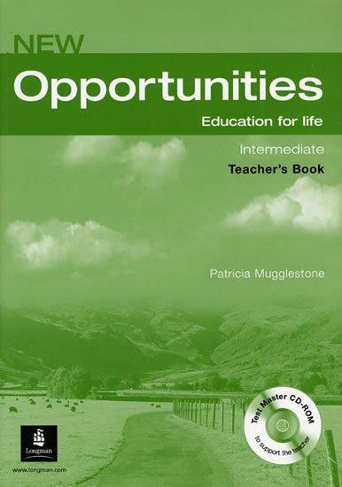 Mugglestone Patricia: New Opportunities Intermediate Teacher´s Book Pack