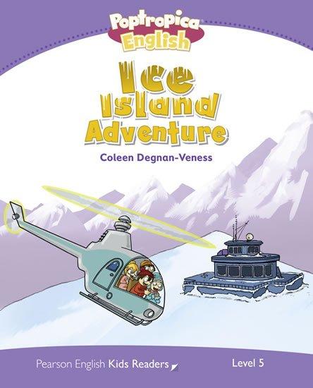 Degnan-Veness Coleen: PEKR   Level 5: Poptropica English Ice Island Adventure