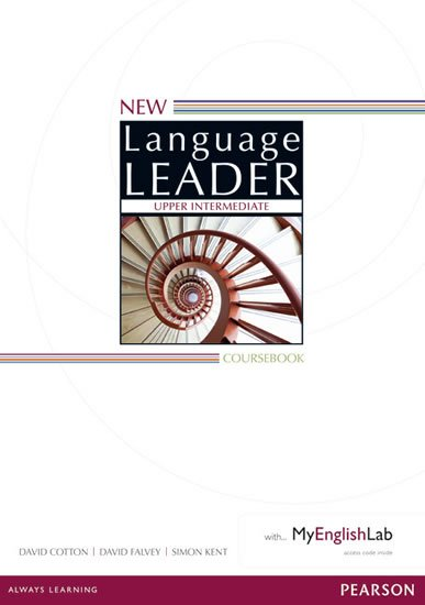 Cotton David: New Language Leader Upper Intermediate Coursebook w/ MyEnglishLab Pack