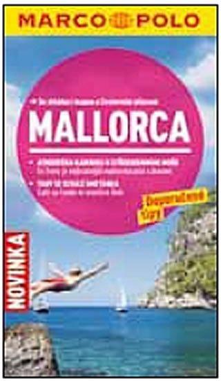neuveden: Mallorca - Průvodce se skládací mapou