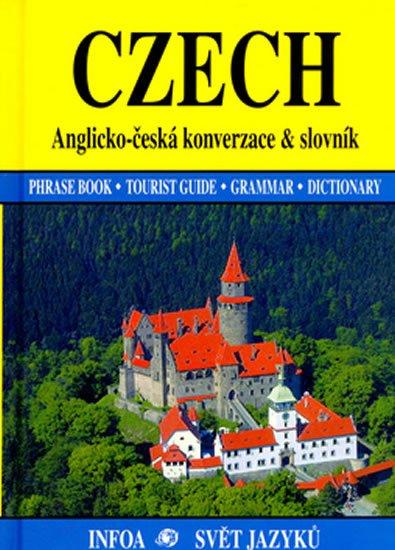 Kutalová Martina: CZECH - Anglicko - česká konverzace & slovník