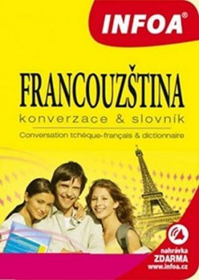 Vaňková Pavlína: Francouzština - Kapesní konverzace & slovník