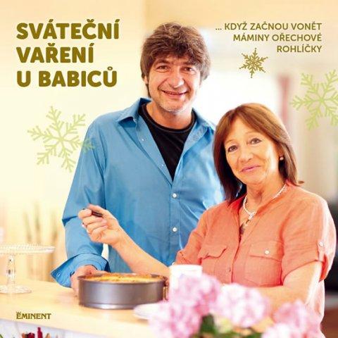 Babica Jiří: Sváteční vaření u Babiců...když začnou vonět máminy ořechové rohlíčky