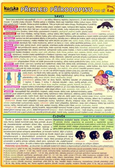 Kupka Petr a kolektiv: Přehled přírodopisu pro ZŠ 2.díl