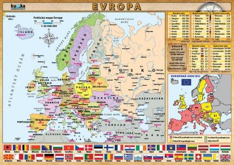 Kupka Petr: Evropa