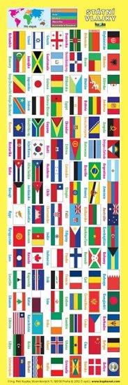 Kupka Petr: Záložka – Státní vlajky
