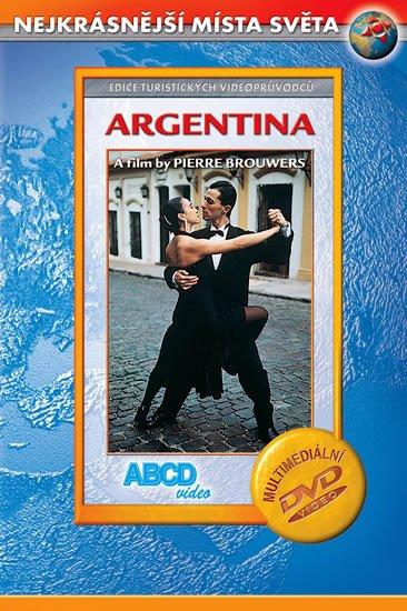 neuveden: Argentina - Nejkrásnější místa světa - DVD