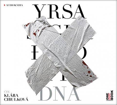 Sigurdardóttir Yrsa: DNA - 2CDmp3 (Čte Vilma Cibulková)