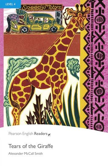 McCall Smith Alexander: PER | Level 4: Tears of the Giraffe Bk/MP3 Pack