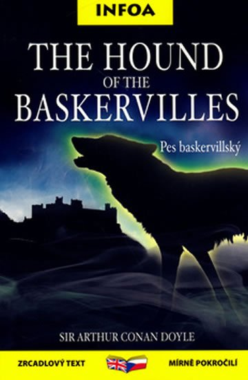 Doyle Arthur Conan: The Hound of the Baskervilles/Pes baskervilský - Zrcadlová četba