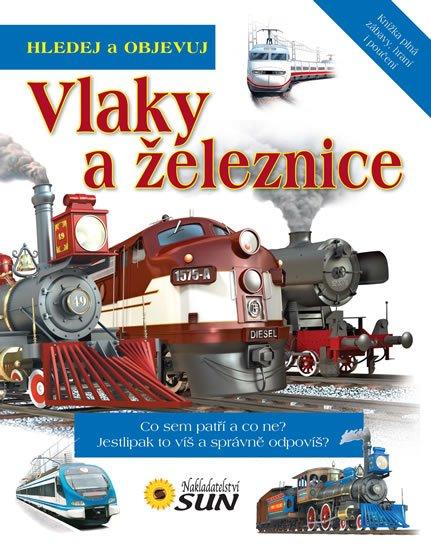 neuveden: Vlaky a železnice - Hledej a objevuj