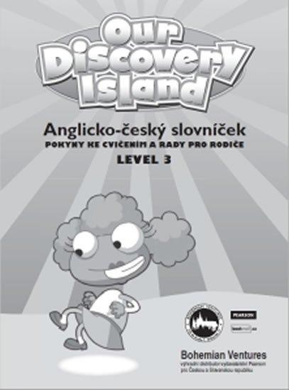 neuveden: Our Discovery Island 3 : Anglicko - český slovníček