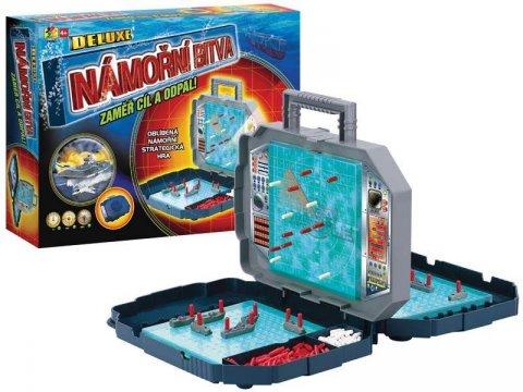 neuveden: Námořní bitva - Hra