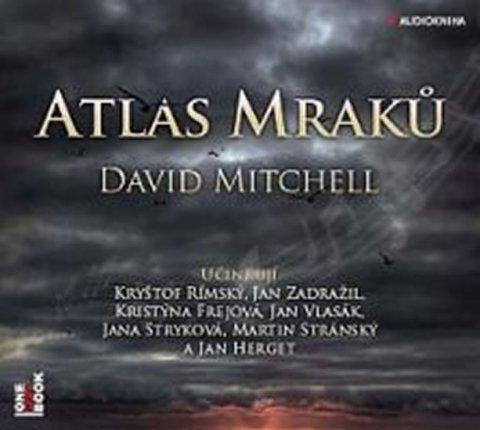 Mitchell David: Atlas mraků - 2CDmp3
