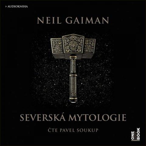 Gaiman Neil: Severská mytologie - CDmp3