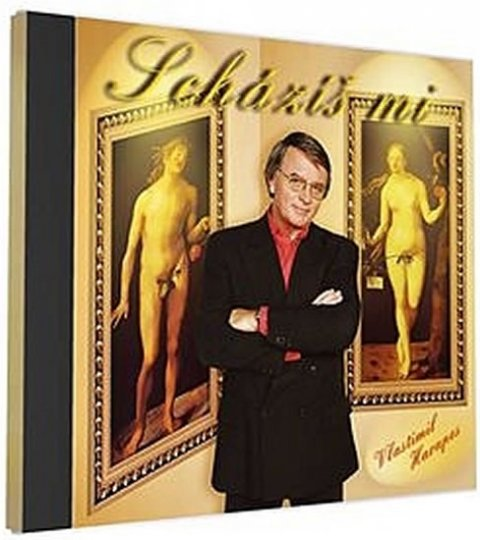 neuveden: Harapes Vlastimil - Scházíš mi - 1 CD
