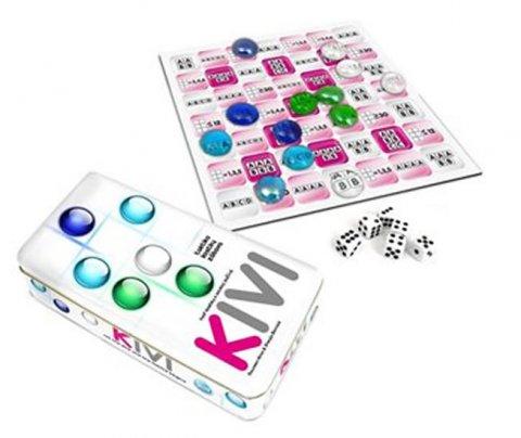neuveden: KIVI - taktiská hra s kostkami