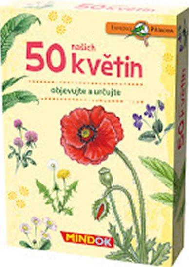 kolektiv autorů: Expedice příroda: 50 našich květin