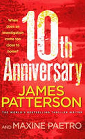 Patterson James: 10th Anniversary