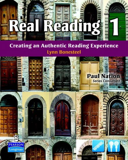 Bonesteel Lynn: Real Reading 1: Creating an Authentic Reading Experience Students´ Book w/