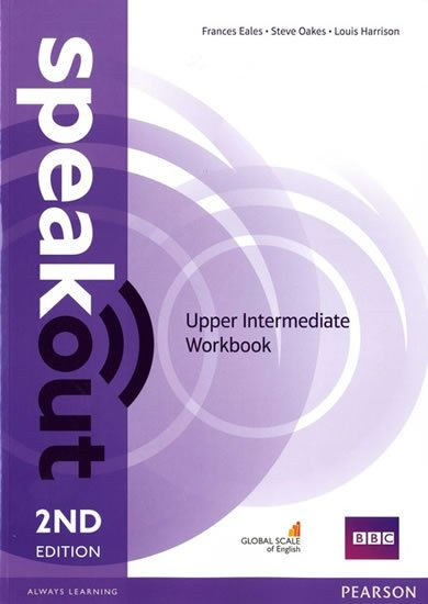 Harrison Louis: Speakout 2nd Edition Upper Intermediate Workbook no key