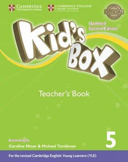 Williams Melanie: Kid´s Box 5 Teacher´s Book British English,Updated 2nd Edition