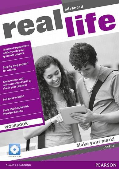Kent Jo: Real Life Advanced Workbook w/ Multi-Rom Pack