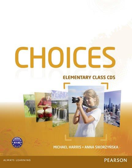 Harris Michael: Choices Elementary Class CDs 1-6