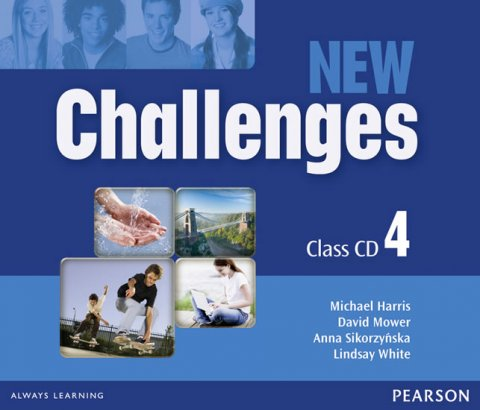 Harris Michael: New Challenges 4 Class CDs