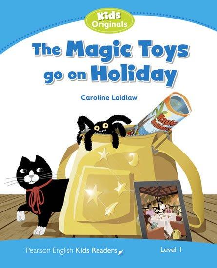Laidlaw Caroline: PEKR   Level 1: Magic Toys on Holiday