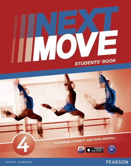 Stannert Katherine: Next Move 4 Students´ Book