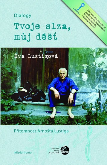 Lustigová Eva: Tvoje slza, můj déšť + DVD