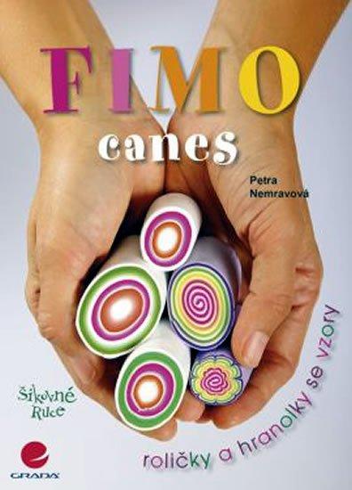 Nemravová Petra: Fimo -  canes–roličky, hranolky