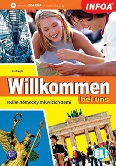 Faigle Iris: Willkommen bei uns - německé reálie