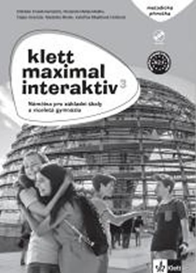 neuveden: Klett Maximal interaktiv 3 (A2.1) – metodická příručka s DVD