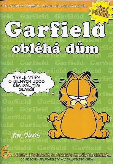 Davis Jim: Garfield obléhá dům (č. 6)