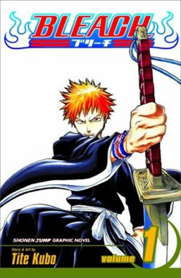Kubo Tite: Bleach 1: The Death and the Strawberry