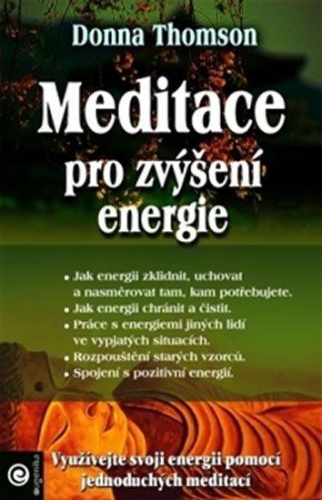Thomson Donna: Meditace pro zvýšení energie