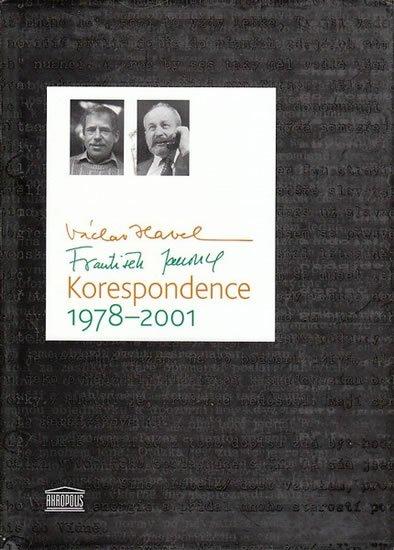 Havel, Janouch: Korespondence 1978-2001